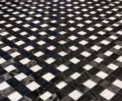 TeXtreme Spread Tow Grid, ±45° reinforcement fabric.