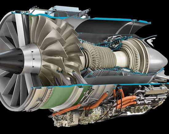 GE's Affinity Turbofan engine for supersonic aircraft