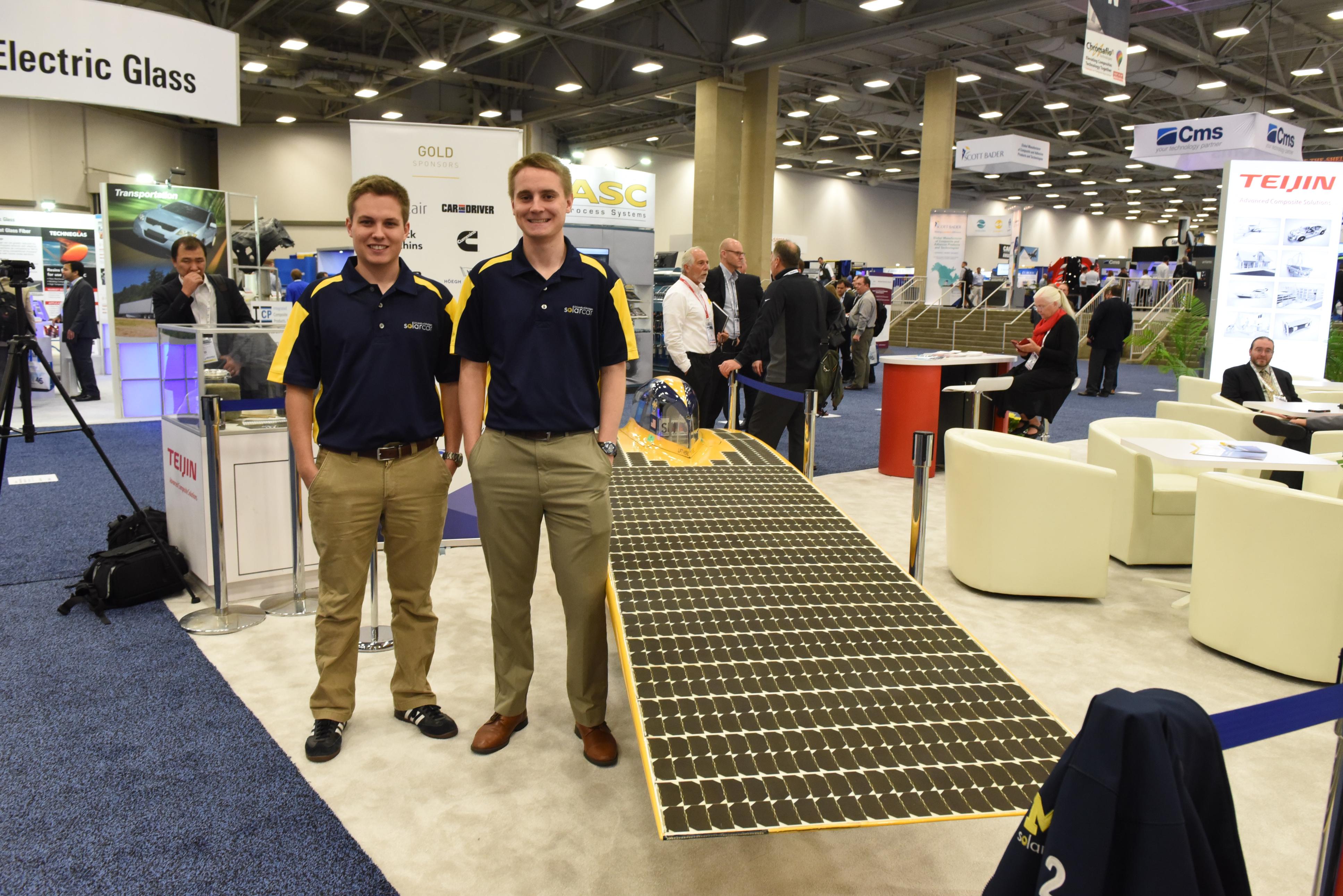 carbon fiber solar car