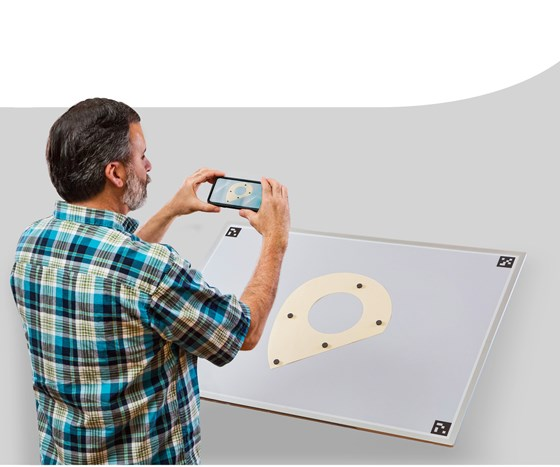 Autometrix Mobile shape digitization system