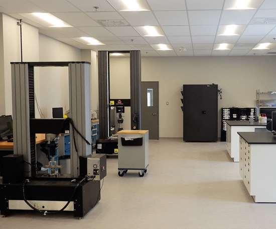 CDCQ laboratory.
