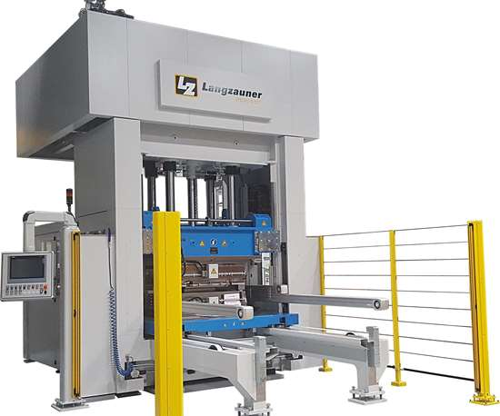 Langzauner compression molding technology.