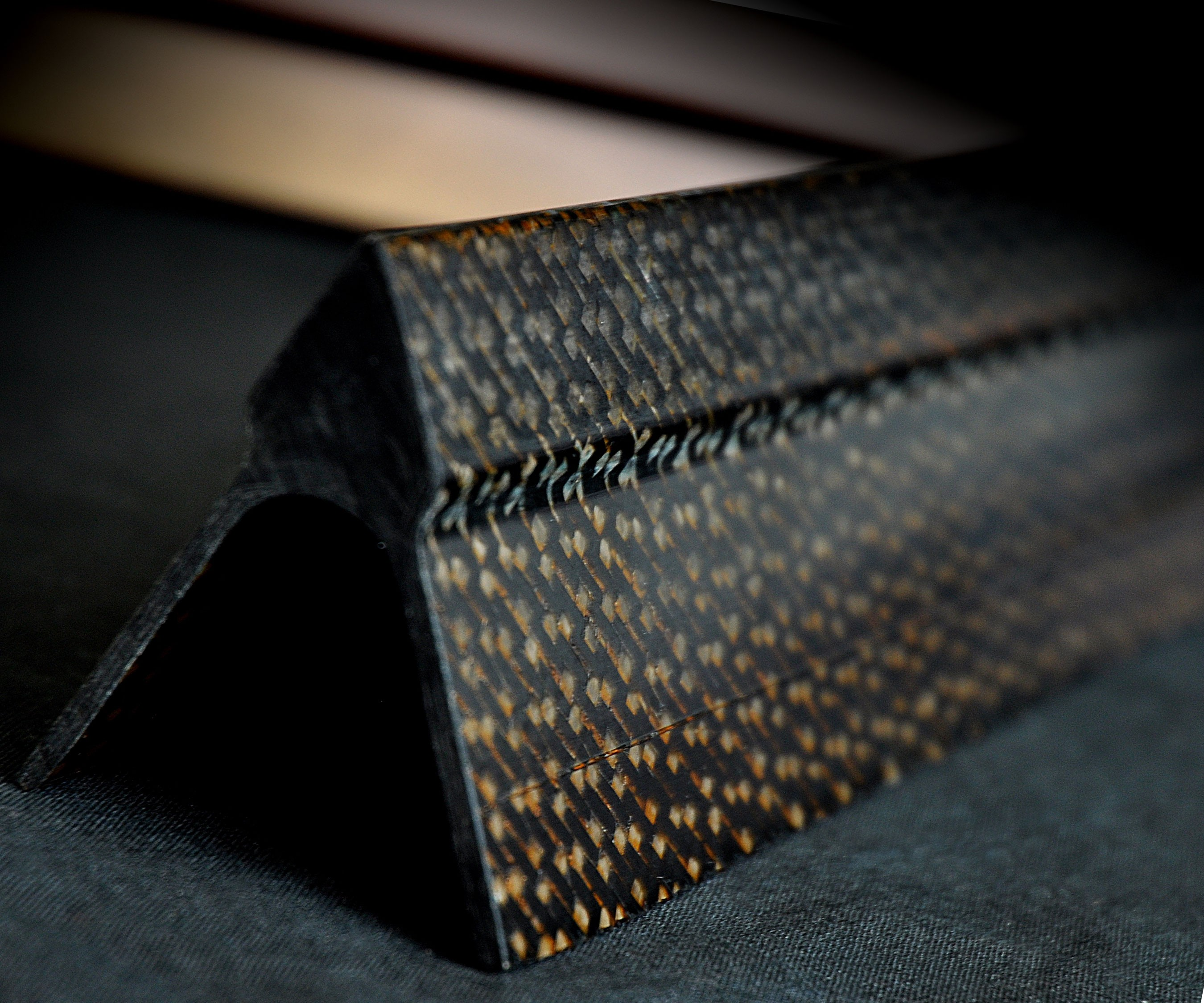 Matrix Composites carbon fiber edge beam.