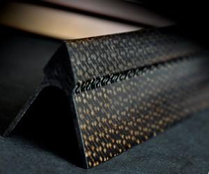 Matrix Composites carbon fiber edge beam.