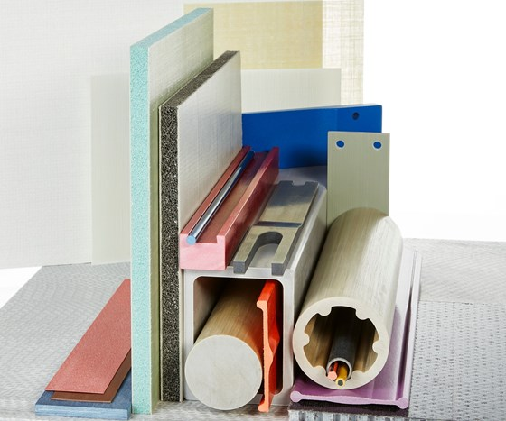 PolyOne thermoplastic and thermoset composite stock materials and shapes