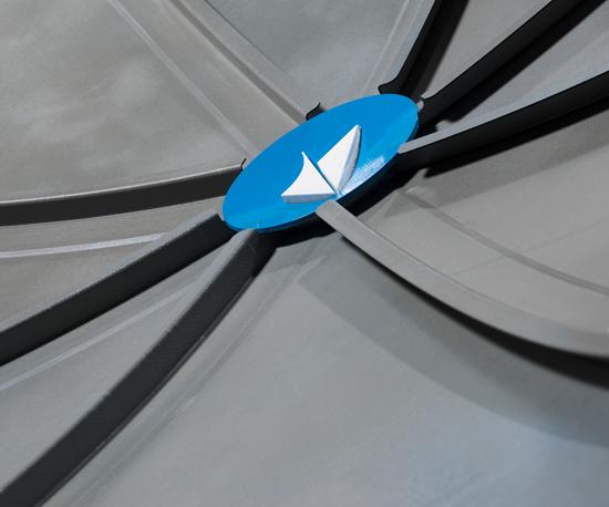 CAMX Award nominee thermoplastic CFRP rear pressure bulkhead Premium Aerotec