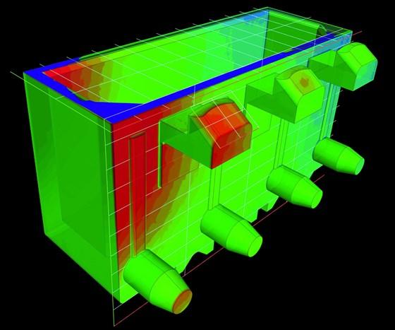 Volume Graphics mechanical geometry correction