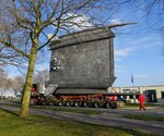 Vabo Composites carbon fiber epoxy canopy for megayacht