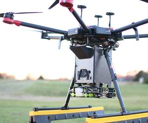 Drones: Fire-management technology delivery
