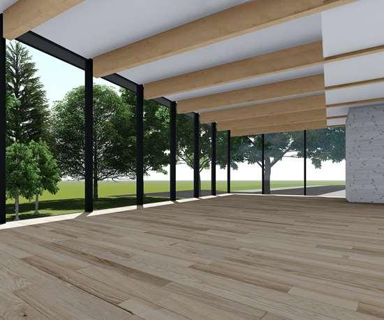 advanced fiber-reinforced wood, AFRW