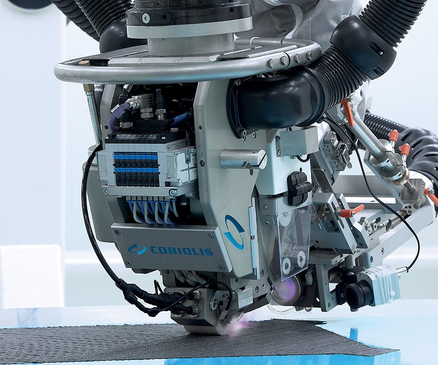 Automated Fiber Placement, AFP