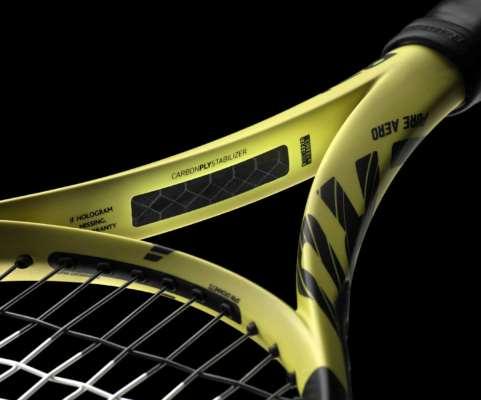 Babolat新款网球拍采用CHOMARAT碳纤维加固-复合材料网