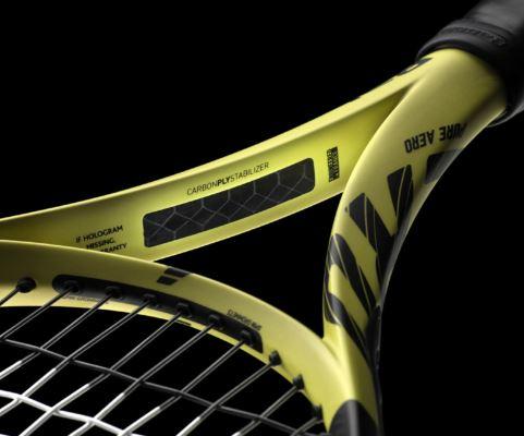 carbon fiber tennis racket