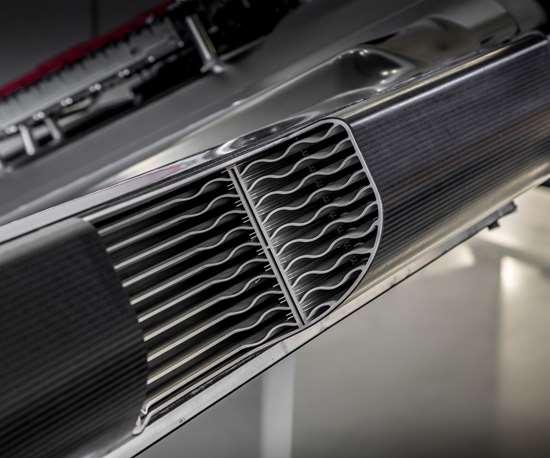 carbon fiber electric car side rails