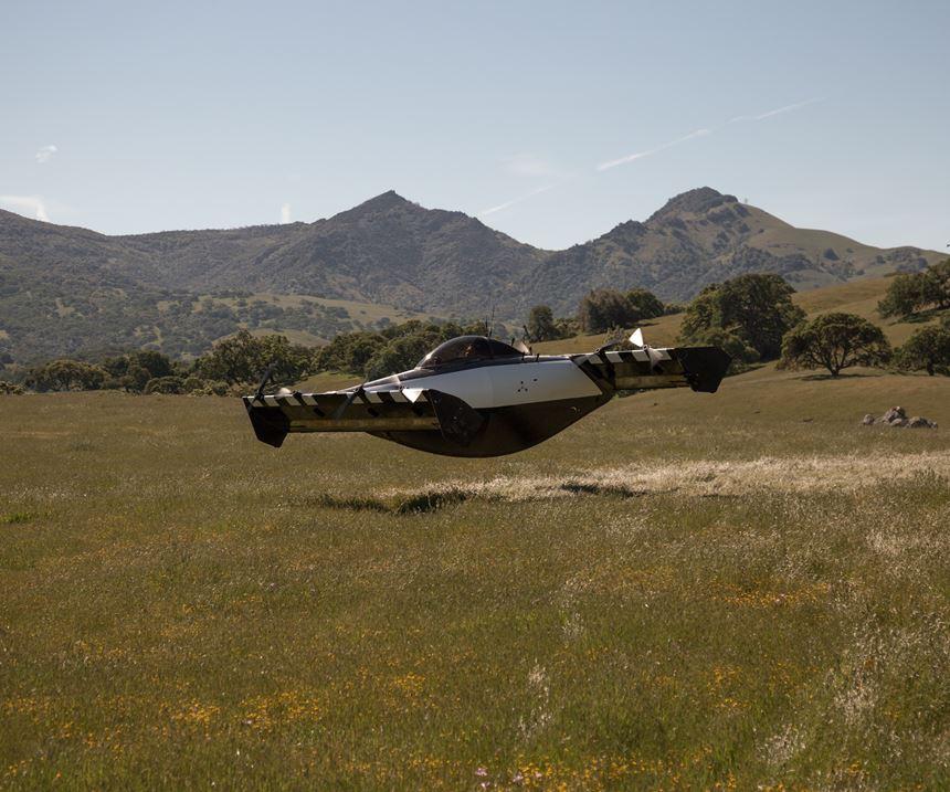 Opener Blackfly aircraft
