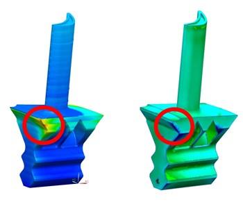 Additive Manufacturing software simulation