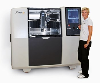 composites cutting machine
