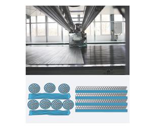 spread tow applications, carbon fiber tows