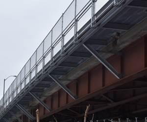 FRPsidewalk system
