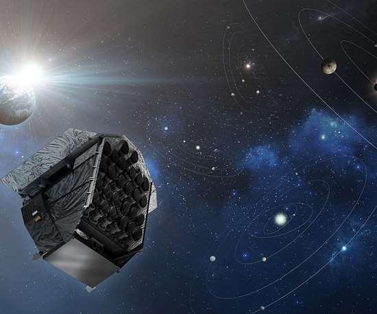 PLATO satellite