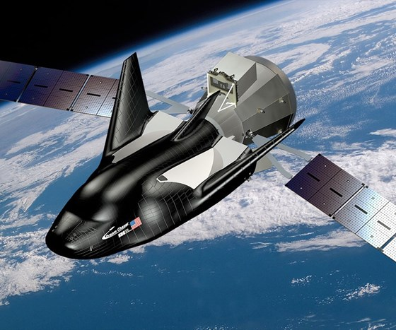 Dream Chaser spacecraft