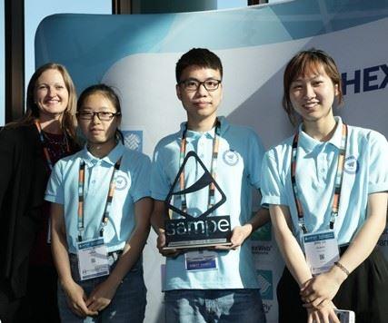 SAMPE Student Bridge Contest