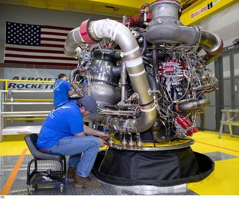 AR-22 rocket engine
