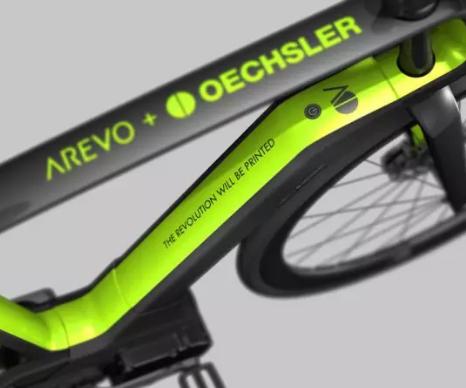 AREVO 3D printed eBike