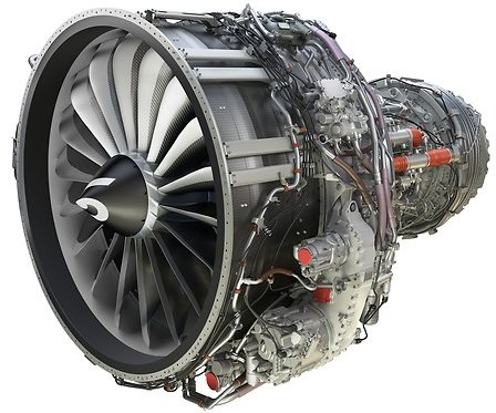 LEAP aircraft engine