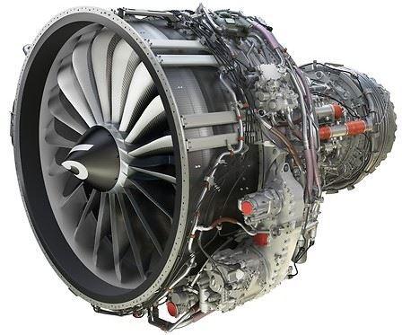 LEAP aircraft engine