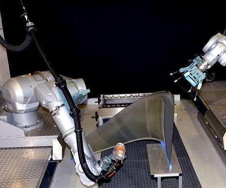 industrial inspection robots