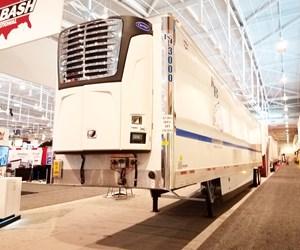 Wabash National trailer, CoCure technology