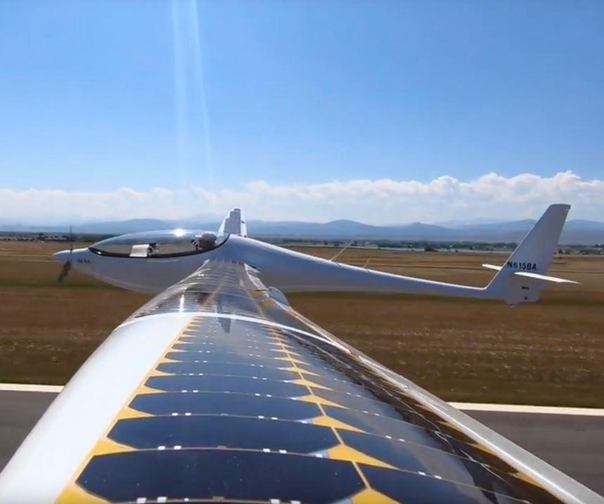 solar aircraft