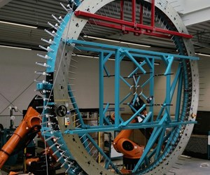radial braider