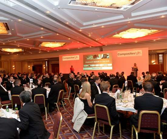 composites industry awards