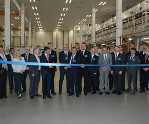 Solvay opens structural adhesives manufacturing center in the UK
