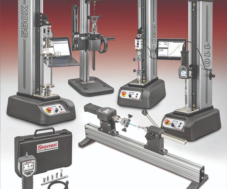 force testing solutions