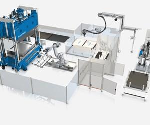 automated wetmolding system