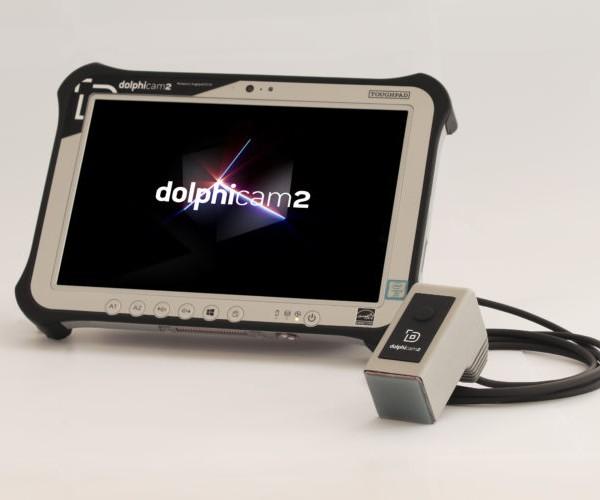 Dolphicam ultrasound camera