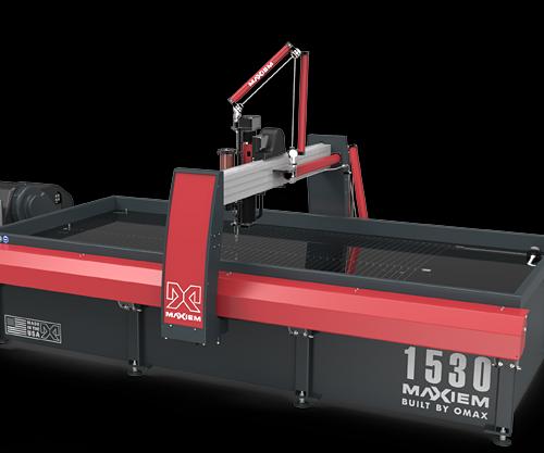 OMAX 1530 Maxiem waterjet machine