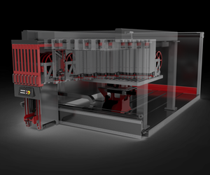 Fill multilayer carbon fibre 3D printer