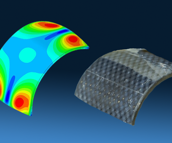 composite modeling and simulation