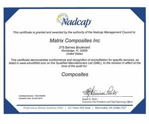Matrix Composites