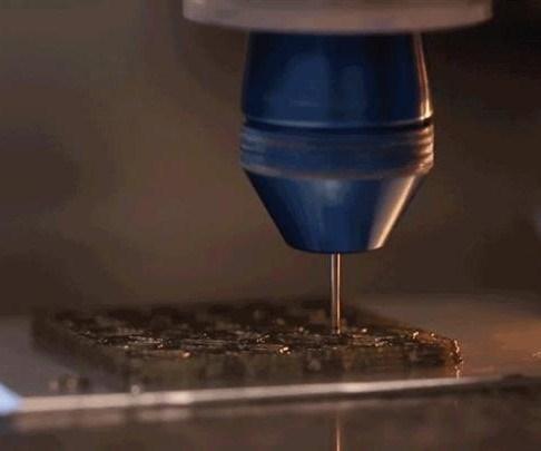 rotational 3D printing