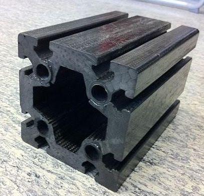 CompoTech 3D cellular composite