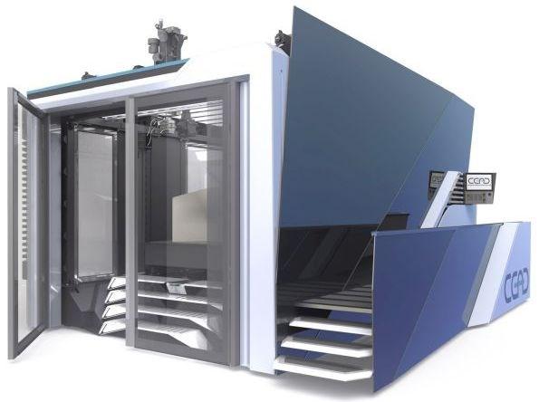 CFAM Prime 3D printer by CEAD