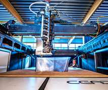 CFAM Printer by CEAD prints large composite parts with continuous fiber