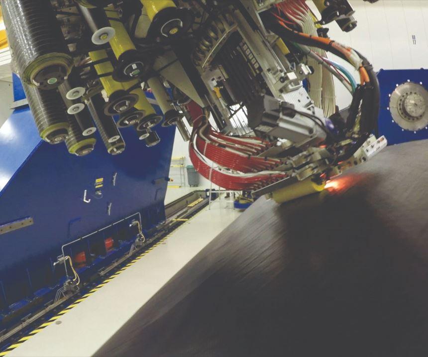automated fiber placement, next gen aerospace, aerospace composites