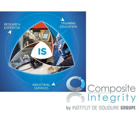 Institut de Soudure Groupe's composites brand is Composite Integrity