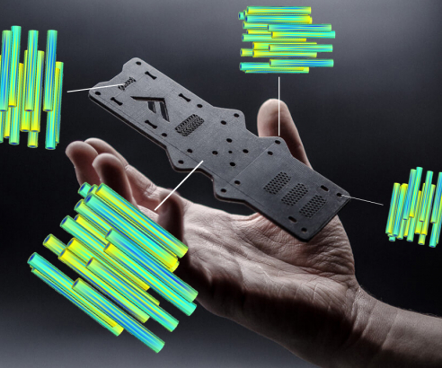 Magnetic 3D printing the next generation of tailored composites image